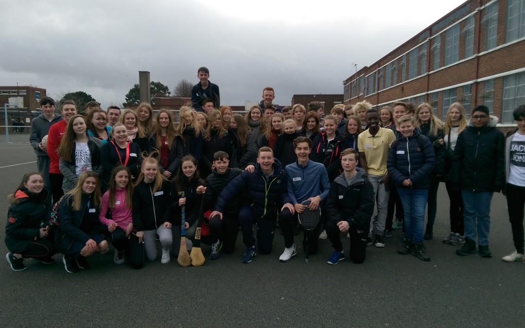 Danish School Visit